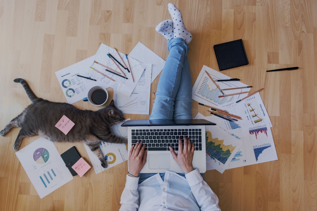 Happy home-working: Tips for working in the New Now
