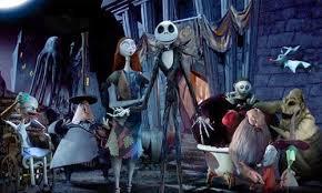 Jack Skellington Halloween film